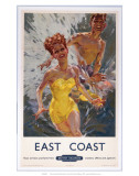 East Coast, BR (ER), c.1948-1964