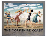 The Yorkshire Coast, LNER, c.1923-1947