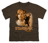 Youth: Battle Star Galactica-Starbuck