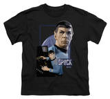 Youth: Star Trek-Spock