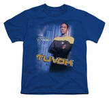 Youth: Star Trek-Tuvok