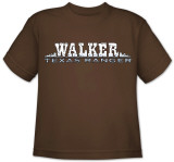 Youth: Walker Texas Ranger-Walker Logo
