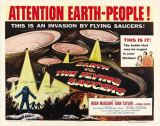 Earth vs. the Flying Saucers -  Style