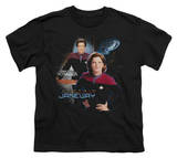 Youth: Star Trek-Captain Janeway