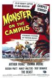 Monstre des abîmes, Le|Monster on the Campus