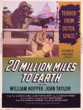 A des millions de Kilomètres de la Terre|20 Million Miles to Earth