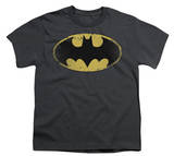 Youth: Batman - Distressed Shield