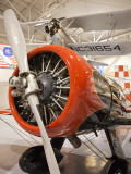 1930s-Era Number 44 We Will Racing Airplane, Weddel-Williams Air Racing Museum, Patterson, LA