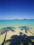 Lanikai Beach, Kailua, Hawaii, USA