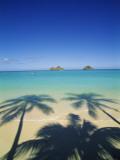Buy Lanikai Beach, Kailua, Hawaii, USA at AllPosters.com