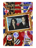 Prince William and Kate Middleton, The Royal Wedding Scrapbook