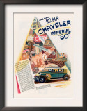 Chrysler Imperial, Magazine Advertisement, USA, 1928