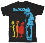 Gorillaz - Rock The House Shirts from Concert Tee Company