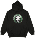 Hoodie: Flogging Molly - Distressed Shamrock