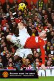 Manchester United - Rooney Goal