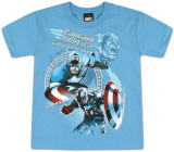 Youth: Captain America  - Courageous Captain