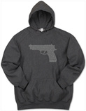 Hoodie: Gun created out of 2nd Amendment