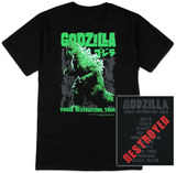 Godzilla - World destruction tour