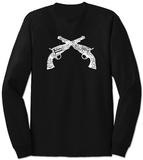 Long Sleeve: Pistols