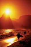 Ipanema Beach - Rio de Janeiro Poster