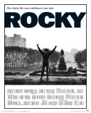 Rocky - Movie Score Mini Poster
