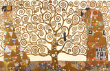 Gustav Klimt - The Tree Of Life,