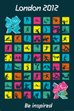 London 2012 Olympics (Pictograms)
