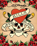 Ed Hardy - Love Kills Slowly