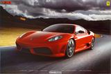 Ferrari - F430 Scuderia Poster
