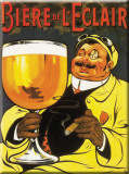 Biere de L' �clair Tin Sign