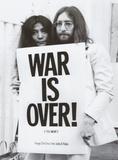 John Lennon - War Is Over Poster