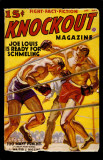April/May 1938 - Knockout- Joe Louis