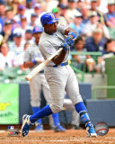 Alfonso Soriano 2011 Action