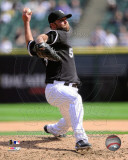 John Danks 2011 Action