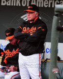 Buck Showalter 2011 Close Up