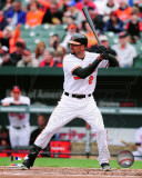 Nick Markakis 2011 Action
