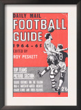 Daily Mail, Football Guide 1964-65