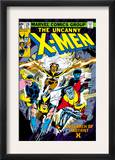Uncanny X-Men #126 Cover: Wolverine, Colossus, Storm, Cyclops, Nightcrawler and X-Men Fighting
