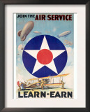 WWI Join the US Army Air Service