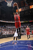 Chicago Bulls v Atlanta Hawks - Game Four, Atlanta, GA - MAY 8: Taj Gibson