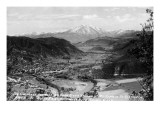 Glenwood Springs, Colorado - Traver Ranch View; Roaring Fork River Valley