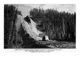Buy Alaska - View of New AK Highway as a Dirt Road at AllPosters.com