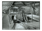 Coal Car with Operator, Franklin Mine