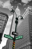 New York - Street Signs