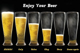 Enjoy Your Beer Poster