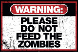 Buy Zombie Warning at AllPosters.com