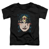 Toddler: Justic League America - Wonder Woman Head