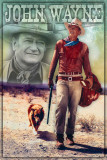 John Wayne Walking