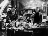 Jean Gabin, Bourvil and Louis De Fun�s: La Travers�e De Paris, 1956