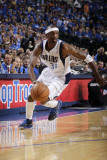 Oklahoma City Thunder v Dallas Mavericks - Game Two, Dallas, TX - MAY 19: Jason Terry